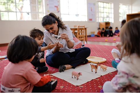 Montessori Learning Centre | Montessori School in Kenya